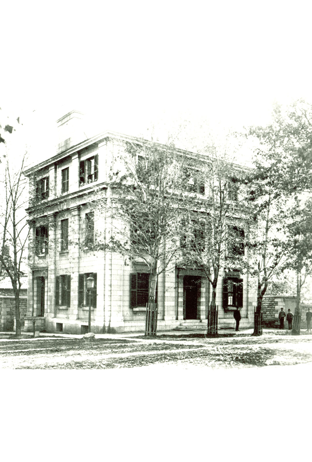 Kingston Branch, Ontario, 1884.