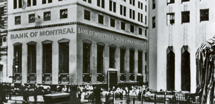 One Hundred Years After Elishing A Permanent Agency In New York The Bank Moved Into No 2 Wall St Building Acquisition Was Accompanied By